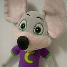 Chuck E Cheese Soft Plush Toy Doll Plushie Gently Played With - $6.53