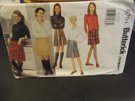 Butterick 6794 Misses Skirts Pattern - Size 12/14/16 - $7.34