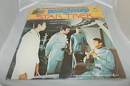 1979 Star Trek Book & Record Set Crier in the Emptiness & Passage to Moauv #12 - $39.60