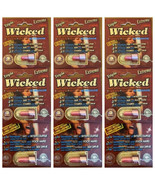 WICKED TRIPLE EXTREME MALE ENHANCEMENT MAXIMUM STRENGTH 1750 COUNT OF 9 - $69.99