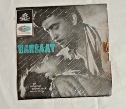 "1949's OLD 45 RPM ""BARSAAT MOVIE SONGS""-  ANGEL RECORDINGS, GRAMOPHONE R... - $35.96"