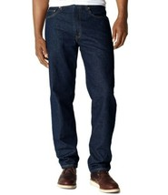 Levi's 550 Relaxed-Fit Jeans (Medium Blue, 36×32) - $55.43