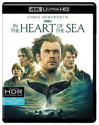 In the Heart of the Sea [4K Ultra HD + Blu-ray]