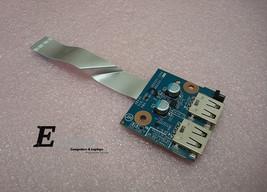 HP DV6-6000-dv6-6c14nr Side USB Port W/ Cable 40GAB6305 - $3.17