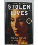 Stolen Lives Twenty Years in Desert Jail by Malika Oufkir Oprah's Book Club - $11.87