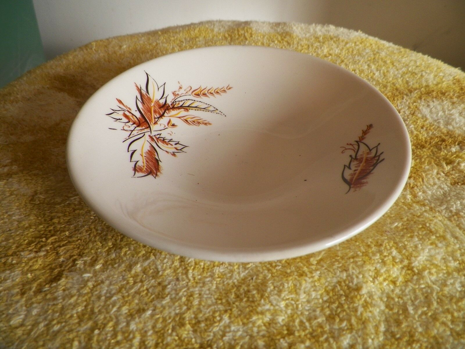 Knowles fruit bowl (KNO180) 7 available - $3.42