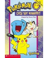 Pokemon Reader #5: Catch That Wobbuffet! West, Tracey - $8.81