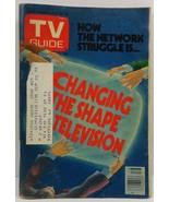 TV Guide Magazine April 22, 1978  Ringo Starr Story - $2.00