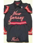 1977 New Jersey Nets NBA Vintage BOYS Blue Shooting Warm-Up Pants Set S ... - $79.19