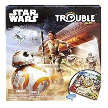 Hasbro Trouble Game: Star Wars Edition - $19.59