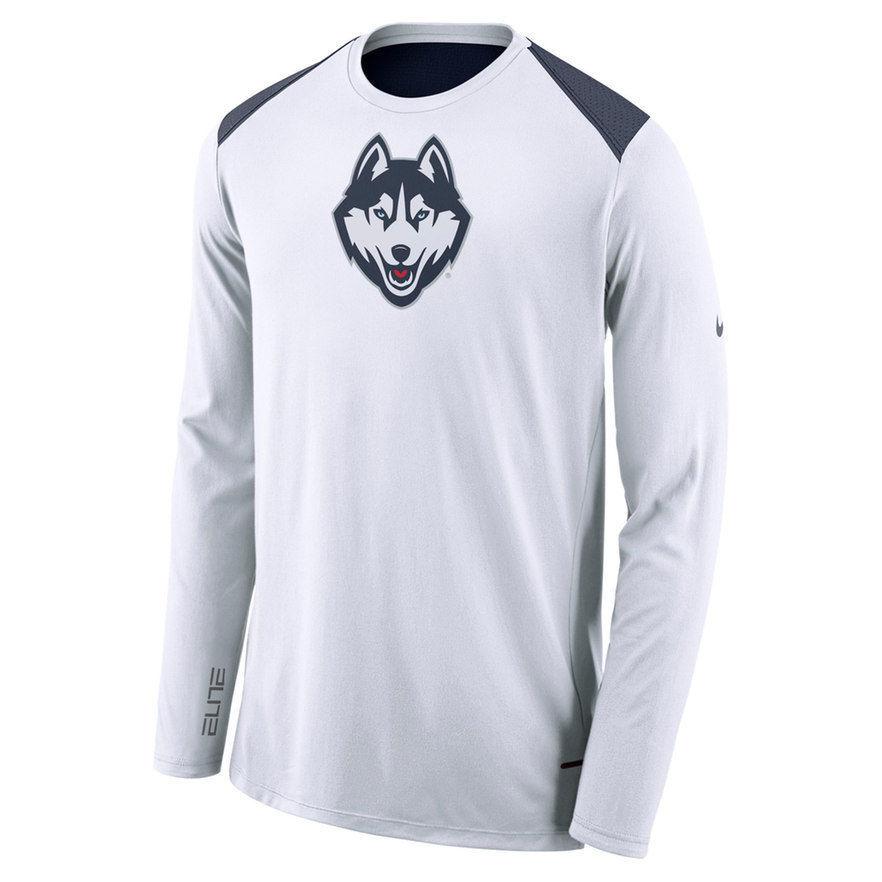 d92c8ccde0 ... UConn Huskies Nike Men s DRI-FIT Elite Shooter L S T-Shirt ...