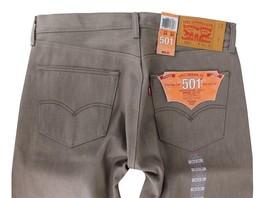 Levi's 501 Men's Original Fit Straight Leg Premium Jeans Button Fly 501-1405