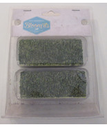 Miniature Garden Fairy Garden 2 Sections of Faux Boxwood Hedge New in Pa... - $11.00