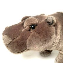National Geographic 2015 Lelly Hippopotamus 16 Inch Plush - $27.72