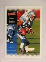 Johnnie Morton Detroit Lions 2000 Upper Deck Football Card 68 - $0.98