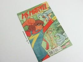 Ms. Marvel #2 NM 2015 Marvel Comics Direct edition 1st print - $89.10