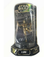 Star Wars Kenner Epic Force Rotating C-3PO Action Figure Sealed - $11.87