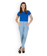 Rider Republic Women's Blue Curvy Straight Jeans  - $36.00