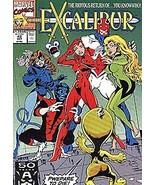 Excalibur (1988 series) #42 [Comic] [Jan 01, 1998] Marvel - $0.01
