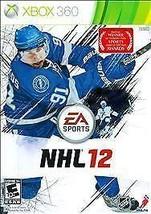 NHL 12 (Microsoft Xbox 360, 2011) - $9.89