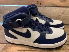 best sneakers 5afc3 7fcc8 Nike Air Force 1 Medio   39 07 Uomo Scarpe Numero 11.5 Nuovo 315123