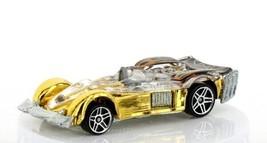 Vintage Loose Hot Wheels Gold Road Rocket