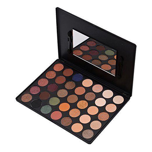 KARA Beauty Professional Makeup Palette ES05 - 35 color Eyeshadow