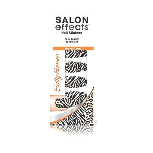 Primary image for Sally Hansen Salon Effects Nail Stickers Faux Real #150