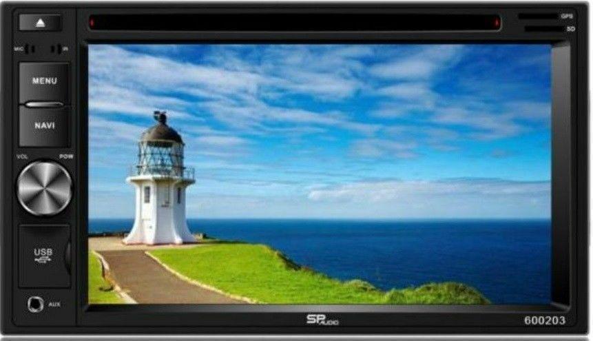 DVD GPS Navigation Multimedia Radio and Dash Kit for Kia Amanti 2008 image 3