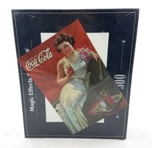 Coca Cola Coke Cola In Style Jigsaw Puzzle Magic Effects Collection 500 Pcs NEW - $19.69