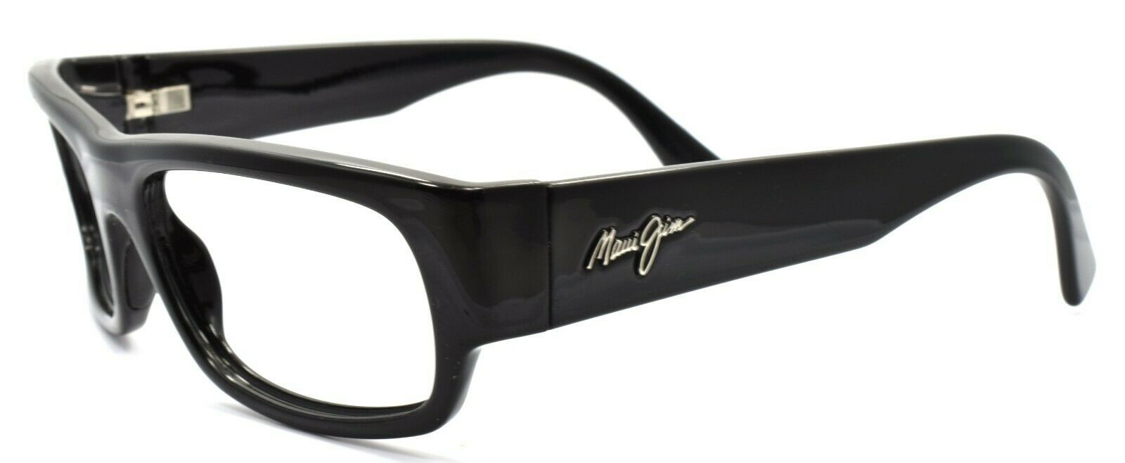 Maui Jim MJ250-02 Lava Flow Sunglasses Gloss Black 58-18-120 FRAME ONLY