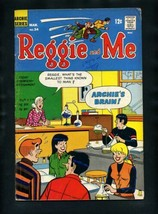 Reggie and Me #34 VG 1969 Archie Comic Book - $5.87
