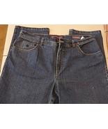 "Gloria Vanderbilt Sz 16 short Amanda blue jeans 36 X 28"" Medium Blue EUC - $14.70"