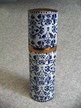 Vintage 1960s Guerlain Shalimar 3 oz. Eau De Toilette Spray Tin Canister - $37.36