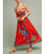 Anthropologie Ikebana Dress by Maeve Sz 4P - NWOT - $134.99