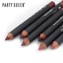 1 pcs Multicolor Party Queen Lip Liner Pencil Functional Eyebrow Eye Lip... - $17.91