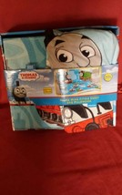 thomas & friends  micro mink fitted sheet and pillow case - $19.99