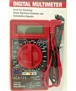 Cen-Tech 7 Function Digital MultiMeter - $4.99