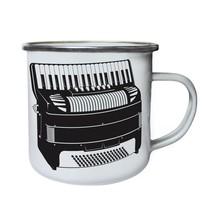Music Instrument Funny Novelty Gift  Retro,Tin, Enamel 10oz Mug f512e - $13.13