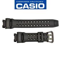 Genuine CASIO G-SHOCK Gulfman Watch Band Strap G-9100BP-1 Black Rubber - $67.95