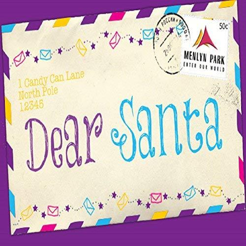 DEAR SANTA FRAGRANCE OIL - 2 OZ - FOR CANDLE & SOAP MAKING BY VIRGINIA CANDLE SU