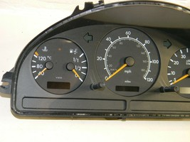 Mercedes Benz W163 ML320 ML350 ML500 ML55 AMG Instrument Cluster Gauges - $97.99