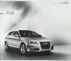 2010 Audi A3 sales brochure catalog US 10 2.0T TDI - $8.00