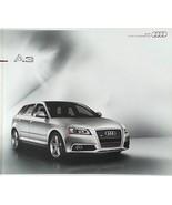 2010 Audi A3 sales brochure catalog US 10 2.0T TDI - $8.00
