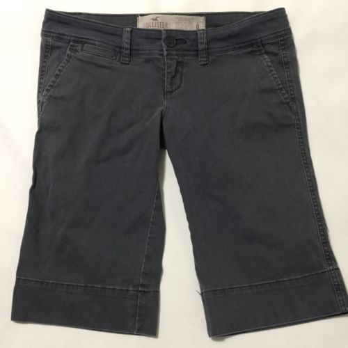b4299d9561 Hollister Women's Size 0 Gray Low Rise Mid and 50 similar items