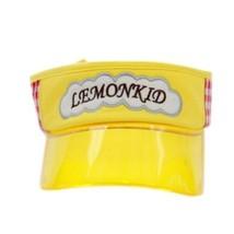 Yellow Infant Sun Hat Toddler Visor Cap Baby Floppy Cap Beret 45-58 cm