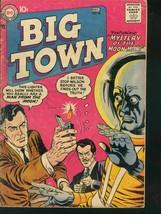 BIG TOWN #48 1957 DC COMICS MOON MAN MYSTERY SCI-FI VG - $37.83