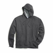 Champion Men's Powerblend Fleece Pullover Hoodie - Granite Heather - Size: XL - $28.49