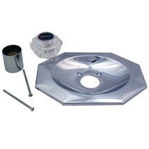 Price Pfister Style Avante Tub and Shower Escutcheon Kit Chrome - Old Style - $39.80