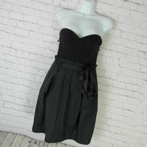 BCBG Dress Womens Size 6 Black Strapless - $36.48